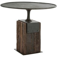Arteriors Anvil Entry Table