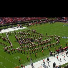 I shall be marching on that field one day:)... Hopefully...