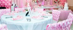 Vintage Ballerina Themed Birthday Party
