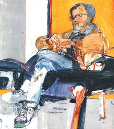 For years, watercolor artist George James has broken all the rules, expanding our definition of portrait painting as well as our appreciation for all that watercolor can accomplish.