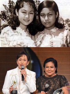 """"""" THE BIG STAR in a decade """" Join forces In one night ... Vilma Santos and Nora Aunor to be honored a LIFETIME ACHIEVEMENT Awardees of the 33rd Star Award for the Movies BEFORE AND AFTER Location : Manila Philippines Wayback 2017 Nora Aunor, Sampaguita, Filipino Culture, Star Awards, Manila Philippines, Big Star, A Decade, First Night, Goodies"""