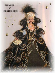 Madame de Montpellier Designed By Bethboul