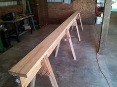 Strong back plumb and level