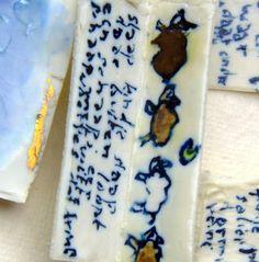 Margrieta Jeltema's Ceramics and Photography Porcelain Jewelry, Ceramics, Cake, Desserts, Food, Ceramica, Tailgate Desserts, Pottery, Deserts