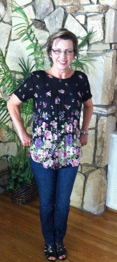 One Pattern Many Ways Part 2 - cut from the pleated skirt portion of a dress...  - from marysthriftychic