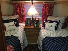 """Our """"Airstream"""" glamping at """"Wrights Roost"""", Lancaster, Tx."""