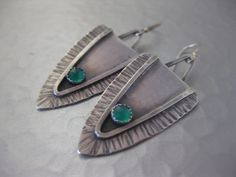 Hey, I found this really awesome Etsy listing at https://www.etsy.com/listing/268488226/trendy-triangle-earrings-with-green-onyx