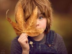 Portrait Photography of Children in Fall - Beautiful Fall Photos                                                                                                                                                     More