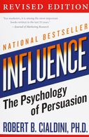 The motivational book teaches readers about the 6 principles of persuasion, and what you need to do to become an expert persuader.