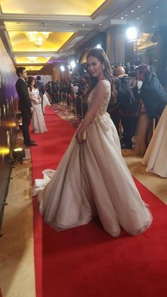 Sofia Andres @iamsofiaandres sparkles on at the #StarMagicBall2015 #9thstarmagicball