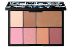 NARS X Steven Klein Makeup Is As Jaw-Dropping As It Sounds #refinery29  http://www.refinery29.com/2015/10/94679/nars-steven-klein-holiday-makeup-collaboration#slide-33  Four different blushes, a contouring duo, and a bronzer will take your complexion to the next level.NARS One Shocking Moment Cheek Studio Palette, $69, available November 1 at Sephora....