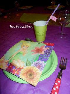 6760b1def1f11 Organiser un anniversaire pour enfant · Anniversaire Fée Clochette Organisation  Anniversaire