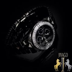 Jivago's Prexy collection, the perfect watch for her!