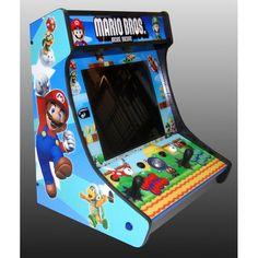 Bartop Mario Bros