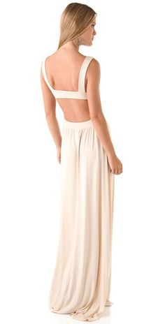 Rachel Pally  Long Cutout Dress..I want this dress in every colour!