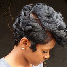 I want my hair just like this
