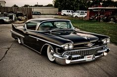 '58 Cadillac Coupe deVille