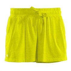 Under Armour® HeatGear® Charged Cotton® Undeniable Short #VonMaur #UnderArmour #Bright #ActiveWear #Shorts