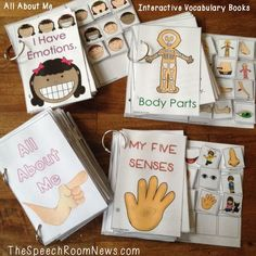 You asked and I listened! I got such wonderful feedback about my first set of vocabulary books with the 'Back to School' themes! I have a TON of plans about types of books to make (concepts, questi...