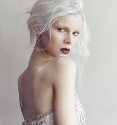 beauty shot model