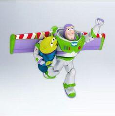 2012 Buzz To The Rescue Hallmark Disney Keepsake Ornament