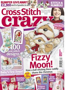 Cross Stitch Crazy  Issue 170 Christmas 2012 Saved