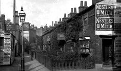 Black and white photograph of Waterloo Place, Richomond, London Borough of Richmond upon Thames Local Studies Collection. Victorian London, Vintage London, Old London, Victorian Era, Richmond Surrey, Richmond Upon Thames, History Of Photography, City Photography, Documentary Photography