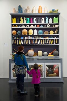 A new exhibit at the Anchorage Museum highlights art created from plastic ocean trash.