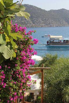 Kaş-Antalya-Türkiye