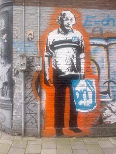 Einstein - in Amsterdam