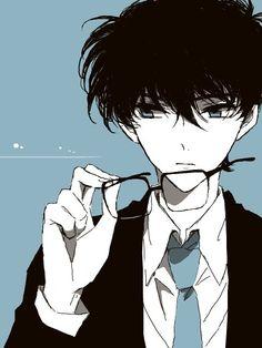 Shinichi Kudo of Detective Conan