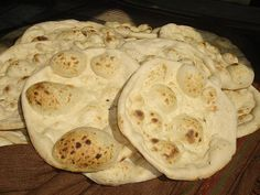 Naan #pakistan #food