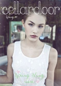 Cellardoor magazine april/2011 #women #fashion #music #film #art #free