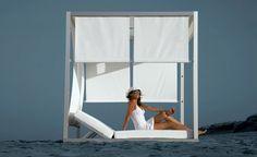 Modern outdoor furniture by Gandia Blasco