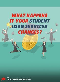 We break down why student loan servicer changes happen and how you can minimize your stress and frustration during the process. Student Loan Relief, Student Jobs, College Students, Federal Student Loans, Student Loan Debt, Education Issues, Student Loan Forgiveness, Managing Your Money, Investing Money