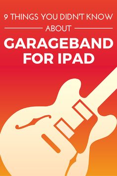 58 Best Music Teacher S Guide To Garageband For Ipad Images In 2019