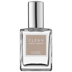New at #Sephora: CLEAN White Woods Eau de Parfum #perfume #fragrance