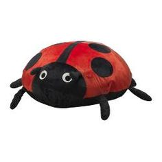 "SAGOSTEN cover for air element, ladybug Diameter: 28 "" Height: 12 "" Diameter: 71 cm Height: 30 cm"