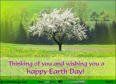 Free Earth Day eCards