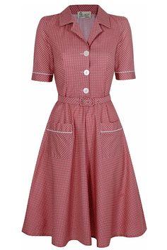 Malin på Saltkråkan (a story by Astrid Lindgren) style, a lovely classical summer dress.