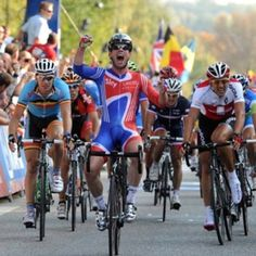 Mark Cavendish-2011 World Champion