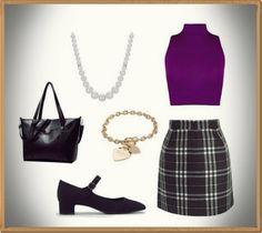 Wie du dich wie deine Liebling - #riverdaleveronicas Riverdale Veronica, Waist Skirt, High Waisted Skirt, Skirts, Fashion, Gowns, Moda, High Waist Skirt, Skirt