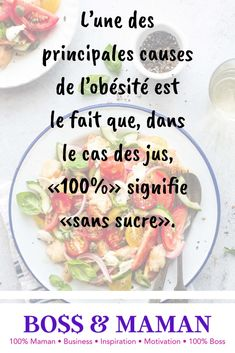 L'une des principales causes de l'obésité est le fait que, dans le cas des jus, «100%» signifie «sans sucre».  #healthyfood #healthy #food #healthylifestyle #fitness #foodporn #foodie #instafood #gym #fit #health #vegan #healthyeating #diet #yummy #nutrition #motivation #weightloss #workout #fitnessmotivation #breakfast #foodphotography #foodblogger #eatclean #love #cleaneating #delicious #instagood #fitfam #bhfyp Health Coach, Nutrition, Vegan, Workout, Motivation, Fitness, Starting A Blog, Juice, Sugar