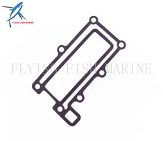 Boat Motor 9.8F-01.06.08 Exhaust Cover Gasket for Hidea 2-Stroke 9.8F 8F 6F Outboard Engine