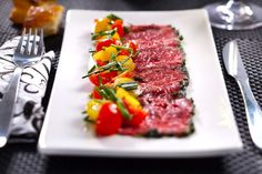Riimiriista ja piparjuurimajoneesi Antipasto, Tuna, Wines, Fish, Meat, Pisces, Appetizer, Atlantic Bluefin Tuna