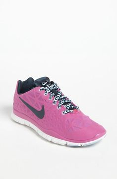 Pink Nike? Ready to train!
