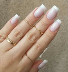 Wedding Nails-A Guide To The Perfect Manicure – Page 2003626914 – NaiLovely Cute Nails, Pretty Nails, Anchor Nails, Nail Ring, Sparkle Nails, Elegant Nails, Beautiful Nail Designs, Holiday Nails, Perfect Nails
