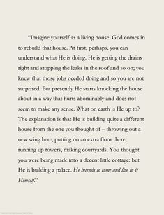 C.S. Lewis, Mere Christianity #christian #faith #cslewis #quotes #livinghouse