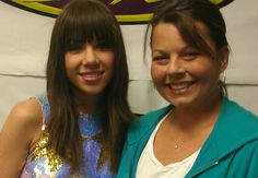 Ran into Carly Rae Jepsen! Call Me Maybe girl! What a sweetie!