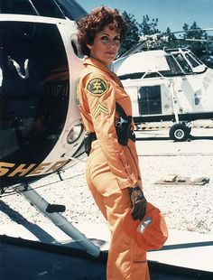Pretty, Pretty Flight Suit Princess Joanna Cassidy from 240-Robert 4